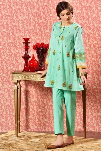 Kayseria Eid dresses5