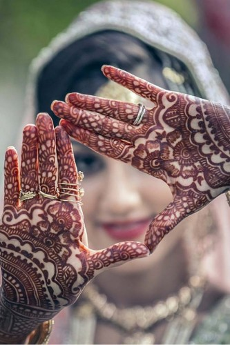 important Mehndi Design