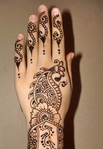 important Mehndi Design7