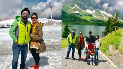 Nida Yasir With Family6