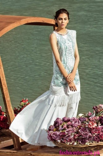 Zara Shahjahan Muskan Luxury Lawn Collection 10