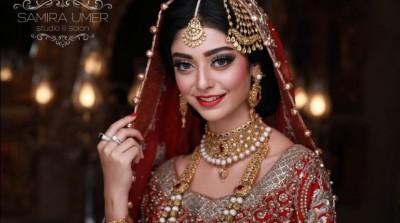 Noor Khan Gorgeous Bridal Look