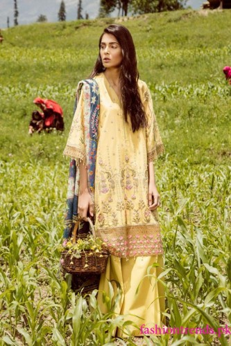 Zara Shahjahan Muskan Luxury Lawn Collection