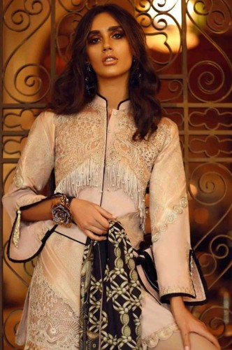 FARAZ MANA READY TO WEAR LUXURY COLLECTION 2018.