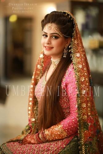 Noor Khan Gorgeous Bridal Look .