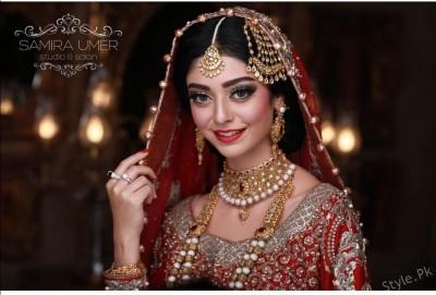 Noor Khan Gorgeous Bridal Look ..