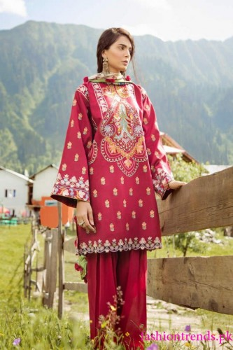 Zara Shahjahan Muskan Luxury Lawn Collection 4