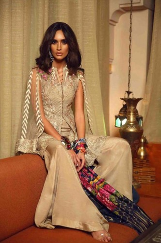 FARAZ MANA READY TO WEAR LUXURY COLLECTION 2018....