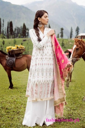 Zara Shahjahan Muskan Luxury Lawn Collection 5