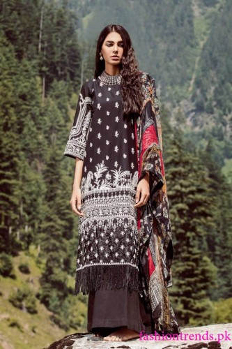 Zara Shahjahan Muskan Luxury Lawn Collection 6