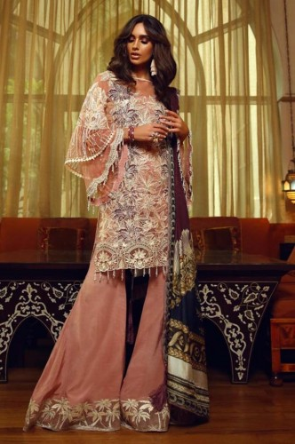 FARAZ MANA READY TO WEAR LUXURY COLLECTION 2018...,