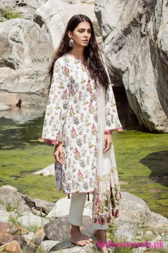 Zara Shahjahan Muskan Luxury Lawn Collection 7