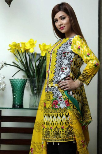 Al Zohaib Summer Dresses3