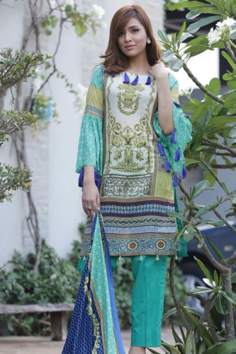 Al Zohaib Summer Dresses5
