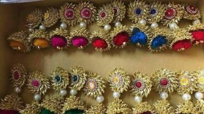 Gota Pati Jewelery