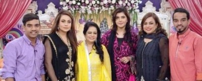 Sadia Imam Celebrated Birthday of Her Daughter 'Meerab'1