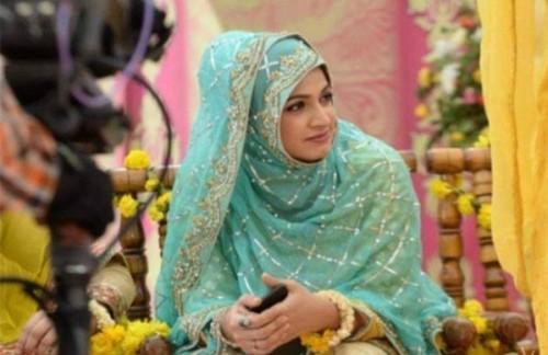 Actress Noor