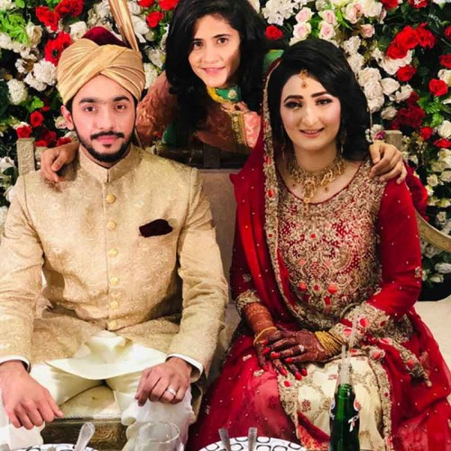 Bisma Maroof Marriage Cermony