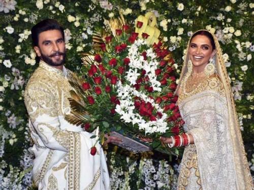 Deepika and Renveer Famous Couple