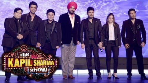 Kapil Show Team