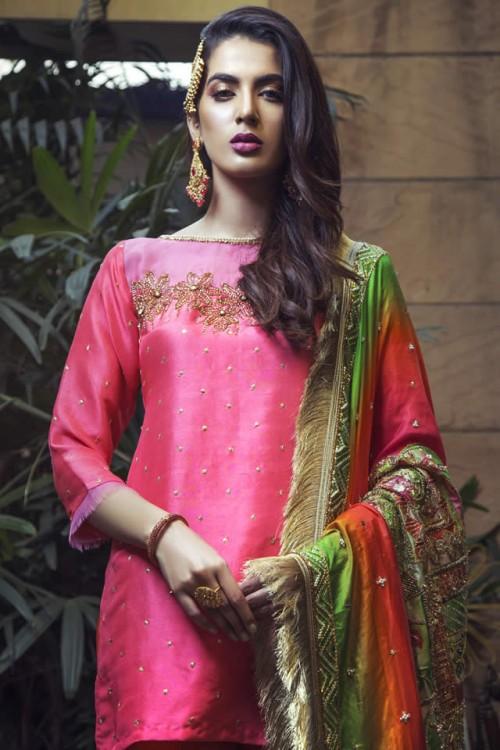 Kiran Faheem dresses