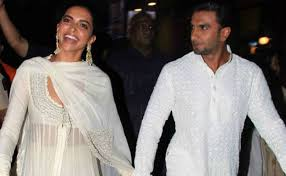 Ranbeeer with Deepika