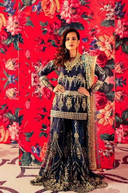 Saira Rizwan Dress