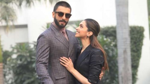 Wedding of Ranveer and deepika