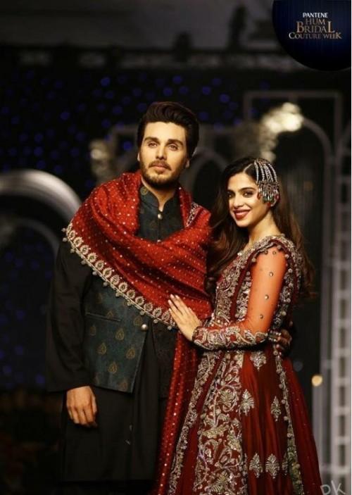 Ahsan & Sonia Bridal Dress