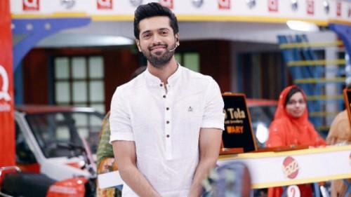 Fahad Mustafa Actor