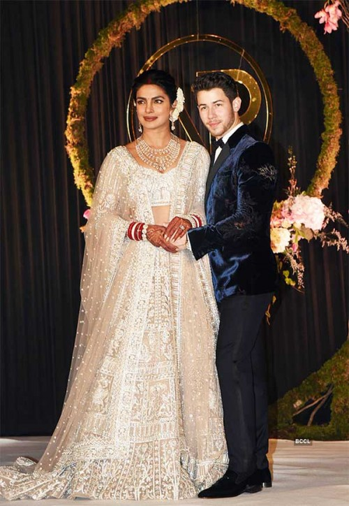 Priyanka & Nick Jones Wedding1