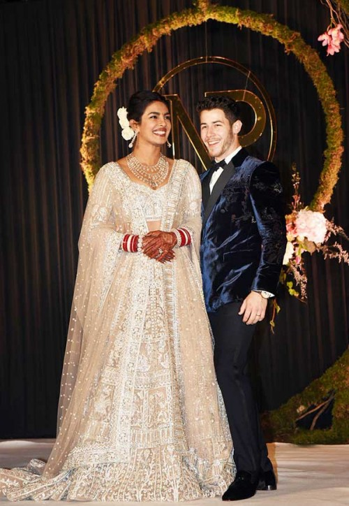 Priyanka & Nick Jones Wedding2