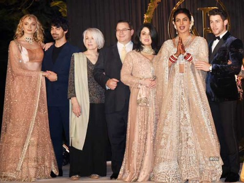 Priyanka & Nick Jones Wedding6