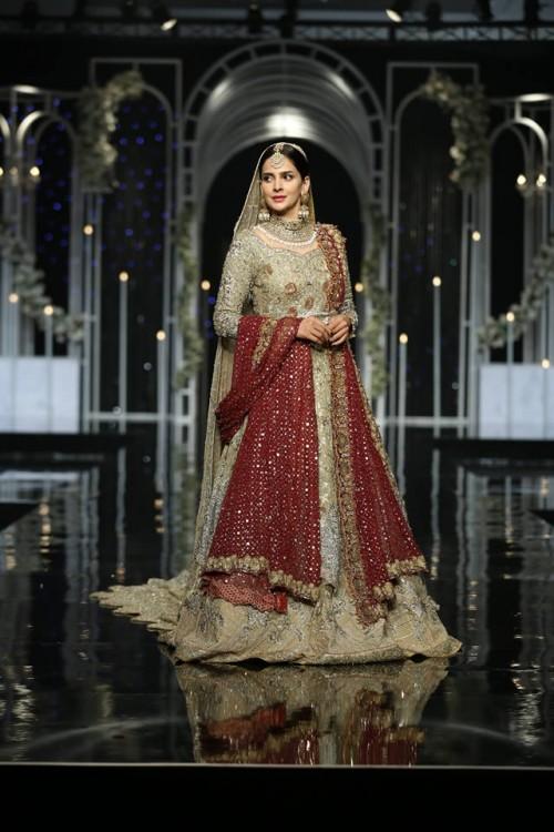 Saba Qamar Bridal Dresses