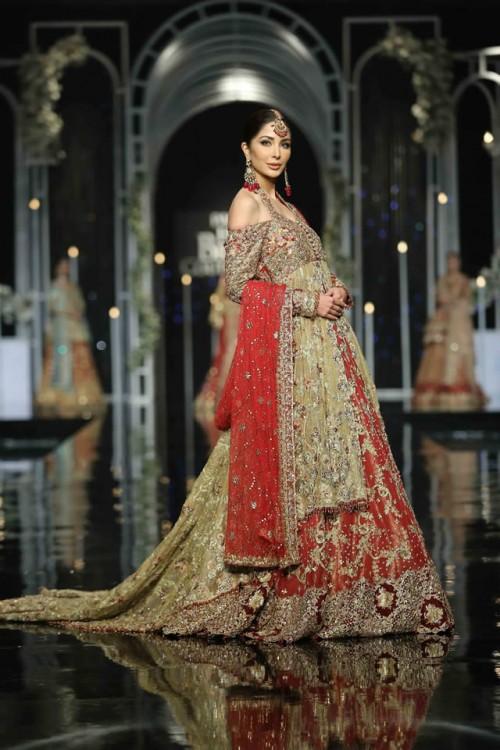 Saba Qamar Bridal Dresses3