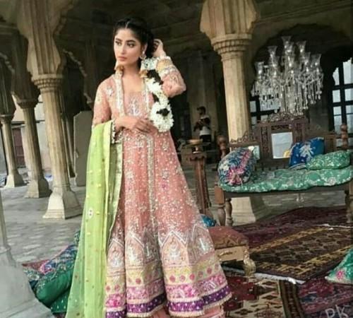 Sajal Aly Dresses