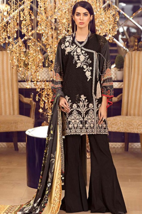 Warda Melange Winter Collection2
