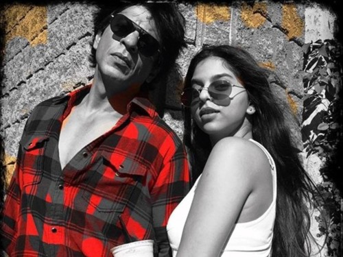 SRK and Doughter