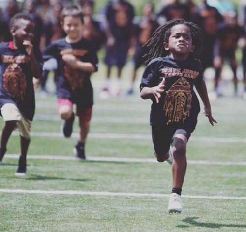 Fastest Athletes Children