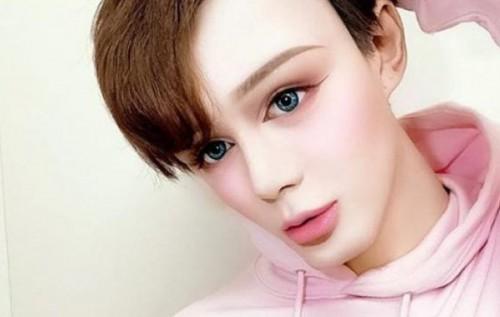 japanese guy doll