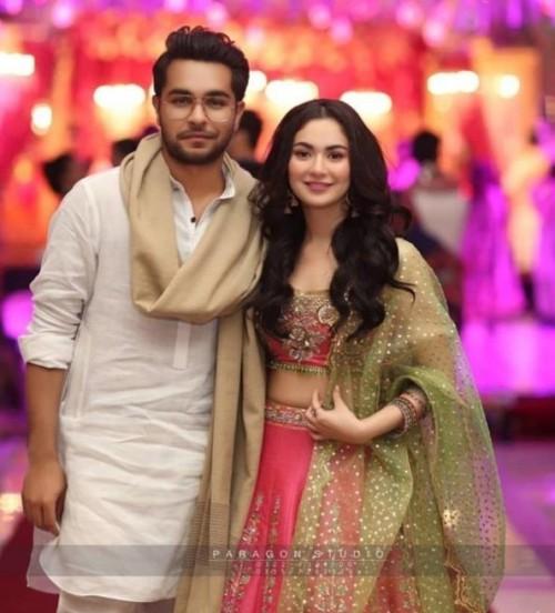 Asim and Hania