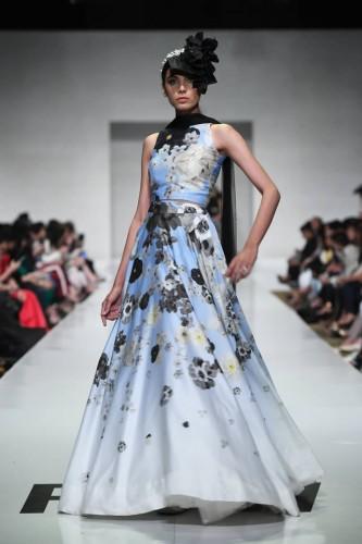 Fashion Brand AlKaram evening wear