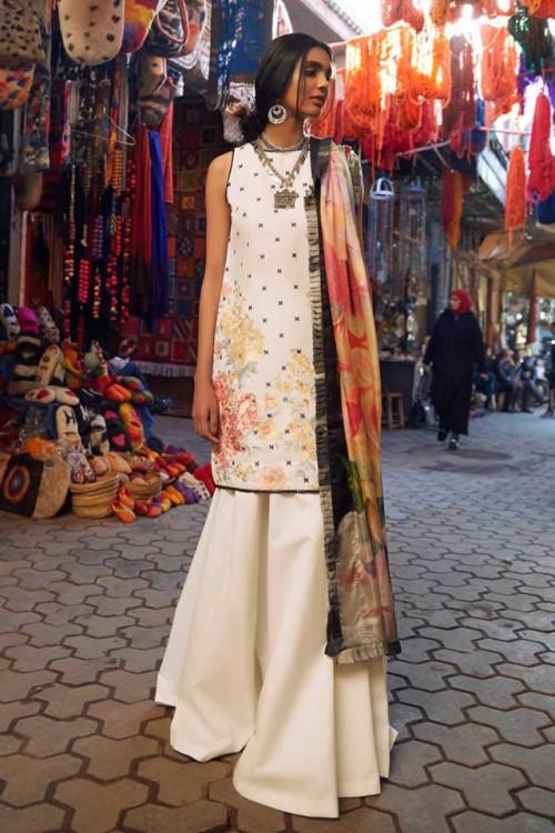 New Zara Shahjahan Lawn