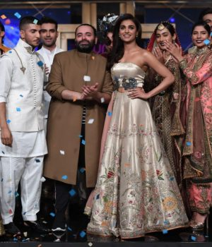 PFDC 'Sunsilk Fashion Week 2019 commences with exquisite designer collections