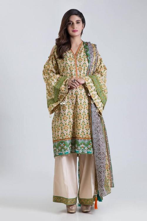 bonanza satrangi lawn dresses