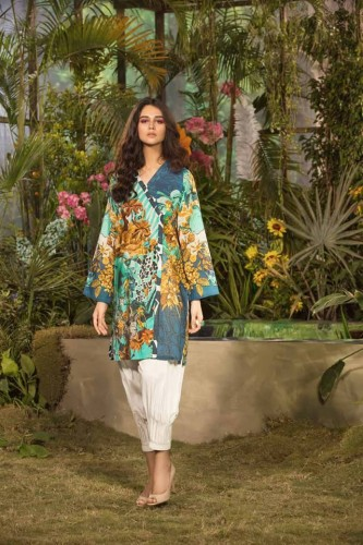 Gul Ahmed evening wear