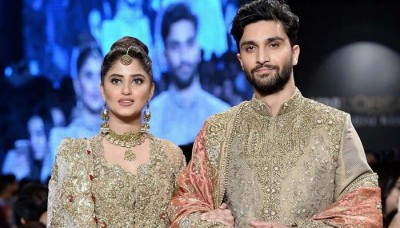 ahad raza and sajal aly