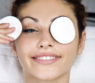 Eye masks spa