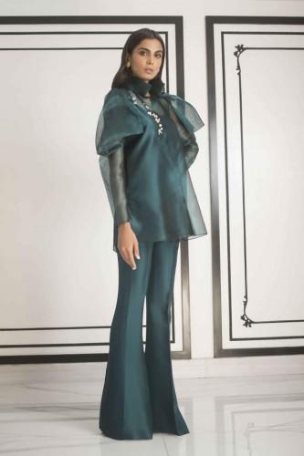 Fashion designer Sania Maskatiya formals