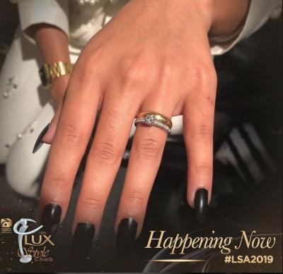 Iqra Azeez Ring